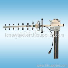 2.6 GHz 12dBi high gain directional wimax yagi antenna