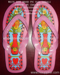 2013 HOT SELLING WHITE DOVE BRAND MEN'S LADY PVC SLIPPERS 915A 6