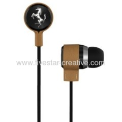 Ferrari by Logic3 Cavallino T150 Earphones