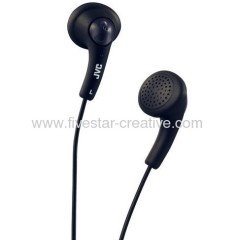 JVC HA-F150 Headphones Gumy-Black