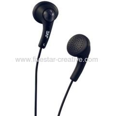 JVC HA-F150 Headphones Gumy-Black