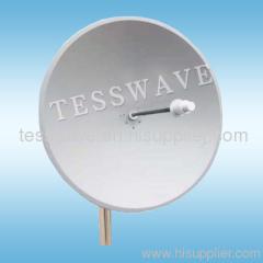 3.5 GHz 24.5dBi directional high gain wimax parabolic dish antenna