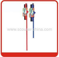 φ21*1200mm fixed steel handle Cleaning Squeegee