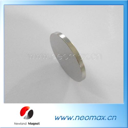 Coin shape neodymium magnets wholesale