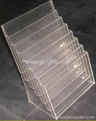 Big clearance sale of clear acrylic frame