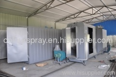 Industrial Paint Spray Booth Systems