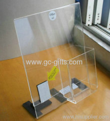 Vivid and great in style of business card acrylic holder