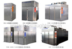 Meat processing equipment chicken roasting machine