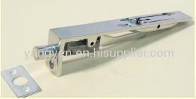 Square brass flush bolt (AA80)