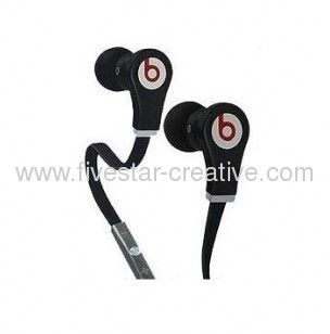 Monster Tour Beats by Dre In-Ear Headphones with ControlTalk All Black