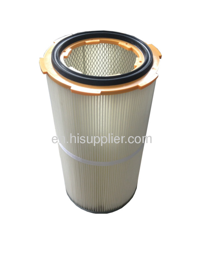 Powder Spray Booth Antistatic Filter Cartridge 325mm * 600mm