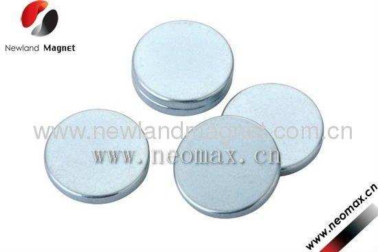 Sintered NdFeB magnet neoymium