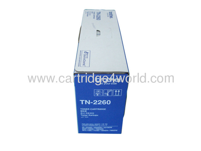 Toner Brother tn 2260 Quality Brother Tn-2260