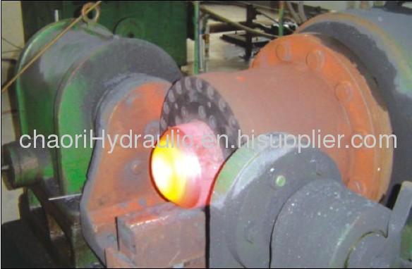 Stainless steel hydraulic accumulator