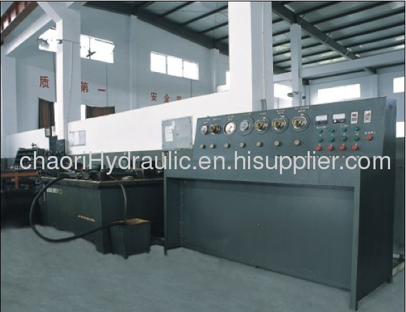 steel hydraulic pipeline accumulator