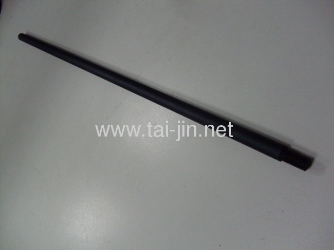 Titanium mixed metal oxide coated tubular anode