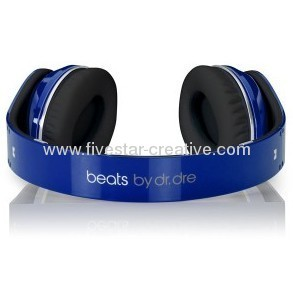 Beats by Dre Studio Limited Edition Color Headphones Sapphire Blue