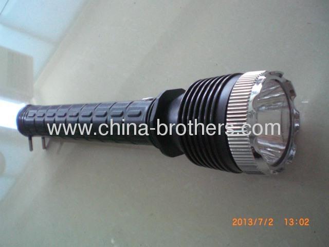 3565 modelhigh brightness led rechargeable torch