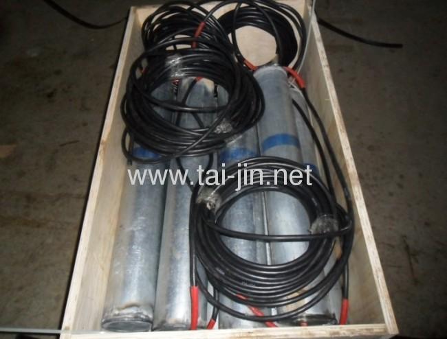 Cathodic protection MMO Titanium tubular canistered anode