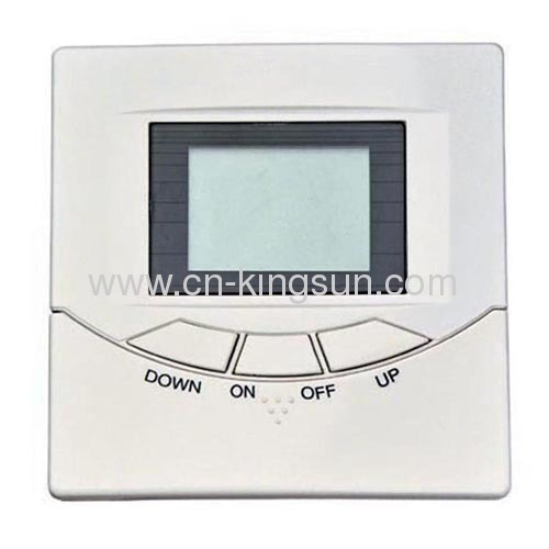 LCD Room Temperature Controller