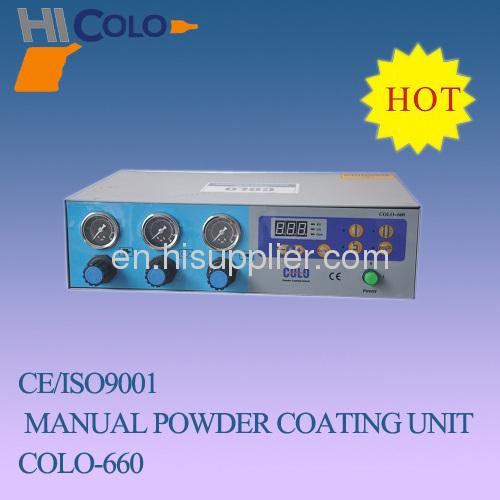 mini powder coating equipment