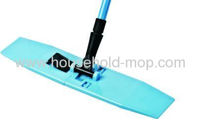 Blue handle with pp fream 41 to 43cm with microfiber cloth