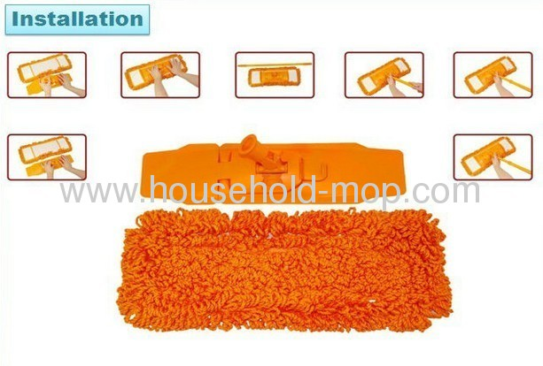 microfiber cleaning floor mop