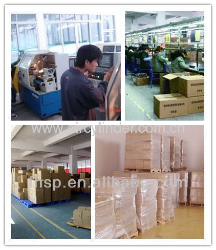 DNC ISO 15552 Standard Pneumatic Cylinder Kits from china Festo Mode