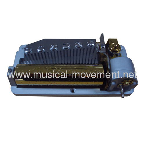 Wind-up Deluxe Musical Movements
