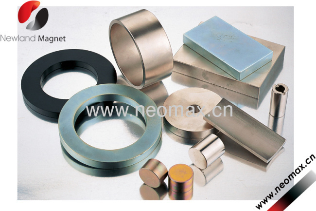 neodymium Magnet ring permanent