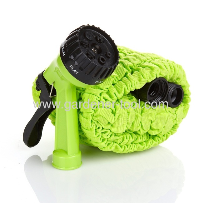Magic Garden Expand Hose With 7-Pattern Spray Nozzle For Plant Irrigation,Car Washing,Floor Clear,Garden Irrigation