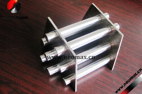 Permanent Neodymium tube magnet