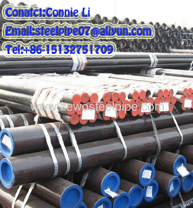 J55 seamless steel pipe casing oil and gas pipe