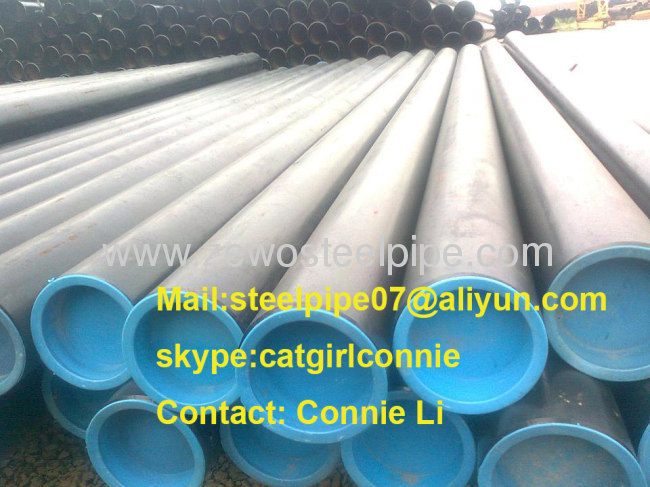 DIN2391 St35.7 Carbon Semaless Steel Pipe