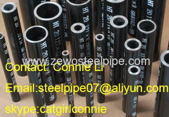 ASTM A53B seamless steel tube