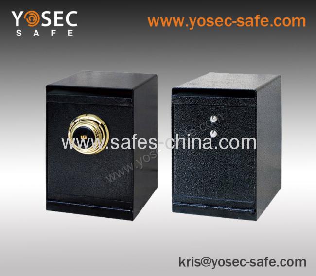 Bank deposit safe box