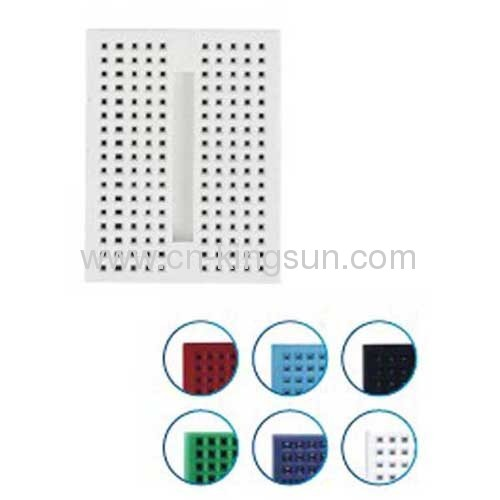 MINI SOLDERLESS BREADBOARD