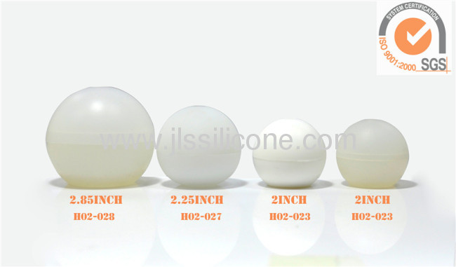 High quality Silicone sphere mold in promotional