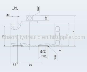 KHP series plate valve