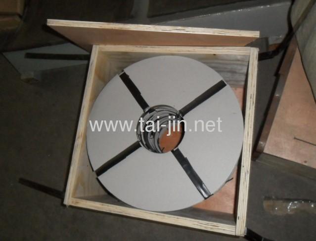 Titanium MMO Ribbon Electrodes