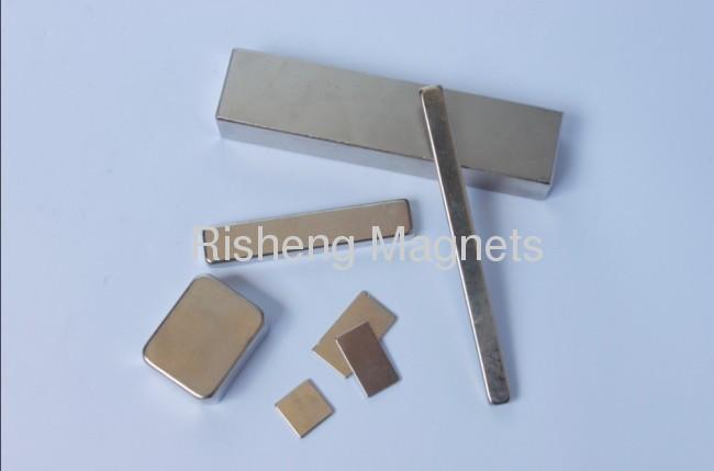 Sintered Neodymium Block Magnets