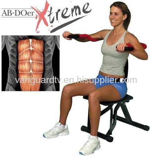 Ab-Doer Xtreme Ab Exerciser with Massage