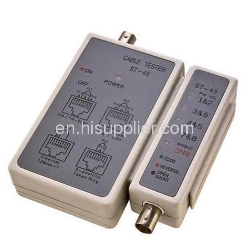NetworkCable Tester(ST-45)