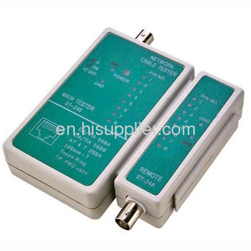 NetworkCable Tester(ST-248)