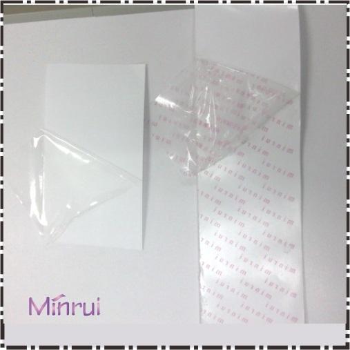 Transparent Round Tamper Evident Labels,Transparent Circle Destructible Vinyl Labels,Clear Round Tamper Proof Stickers