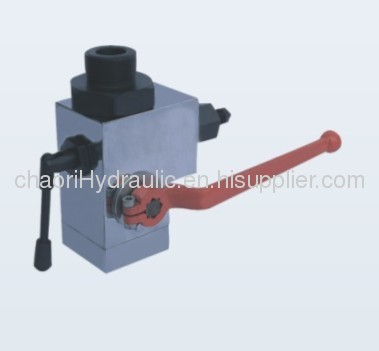AJF series safety shut off valve