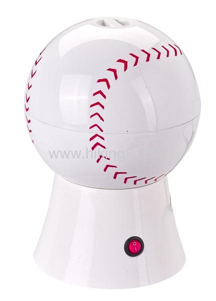 electric baseball air popcorn maker