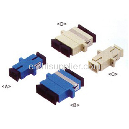 Fiber Optic SC adaptor