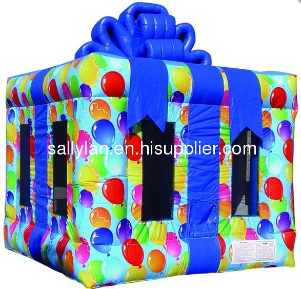 happy birthday mini jumping bouncer for kids