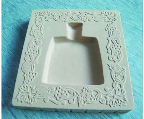 Different material Tray For Wine Bottle